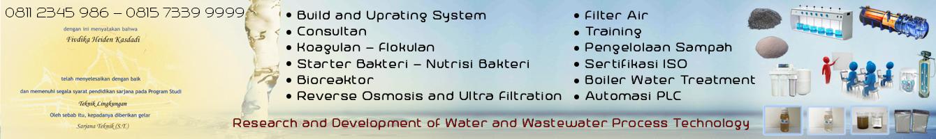 Air Limbah, Pengolahan Air Limbah, Limbah B3, Limbah Industri